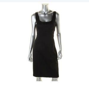 David Meister Textured Cocktail Dress (Size 4)